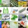 Bioplaster används överallt